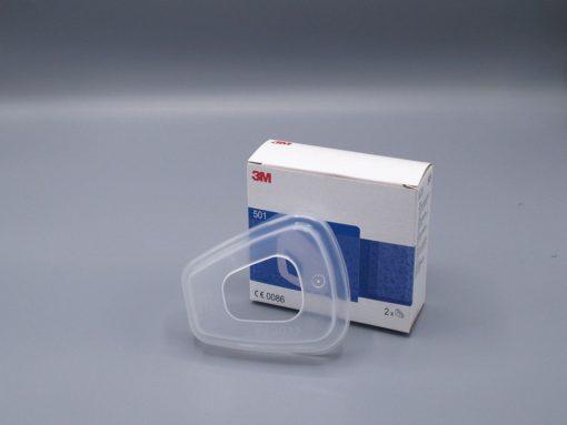 3M-Filterdeckel 501 für Partikel-Einlegefilter 5000