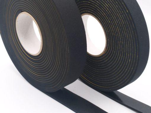 CT-ZK-2462.40, schwarz, Schaumstoffklebeband