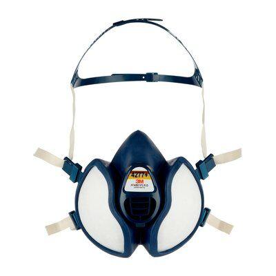 3M™ Wartungsfreie Halbmaske 4277+