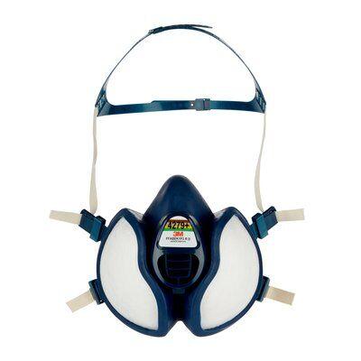 3M™ Wartungsfreie Halbmaske 4279+