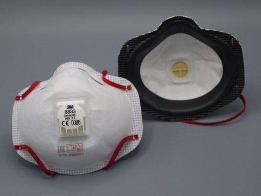 3M Atemschutzmaske 8833