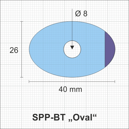 SPP-BT Oval